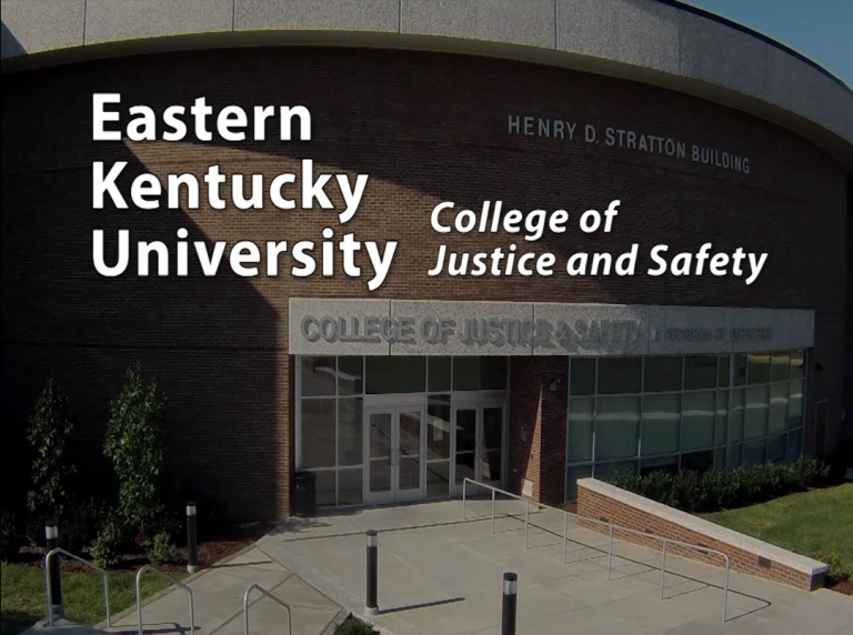"College of Justice & Safety ""A Program of Distinction"""