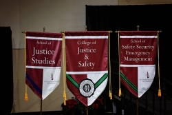 College of Justice & Safety Celebrates Graduates