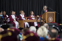 Jamie Stout EKU Commencement