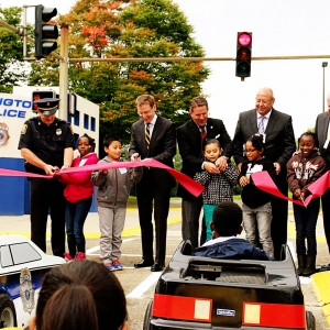 Safety City Ribbon Cutting